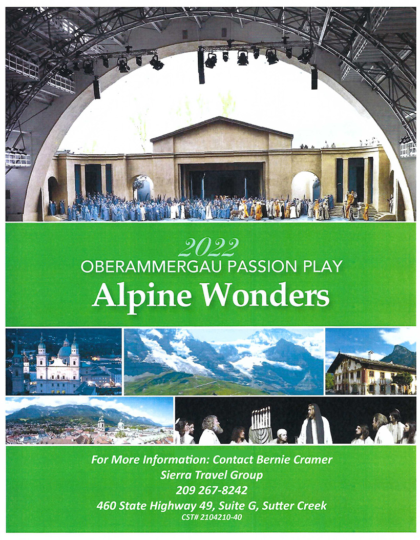 Alpine Wonders - the Passion Play
